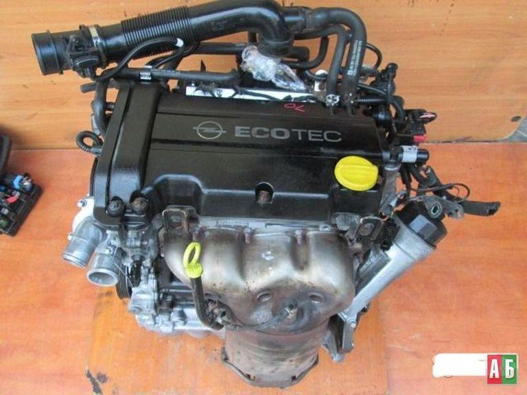 двигатель в сборе для Opel astra j - купить на Автобазаре - фото 16
