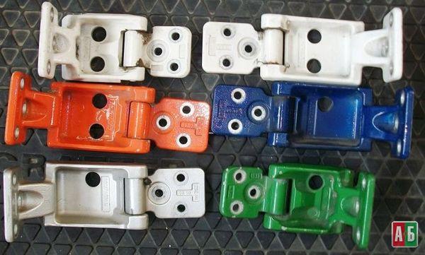 петля двери для Volkswagen Crafter - купить на Автобазаре - фото 1