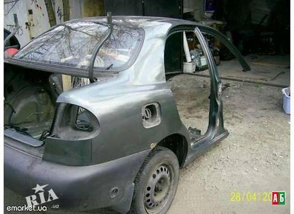 четверть автомобиля для Daewoo Nexia, Sens, Lanos - купить на Автобазаре - фото 10
