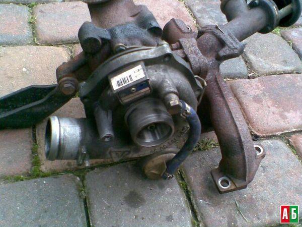 турбина для Fiat Scudo - купить на Автобазаре - фото 1