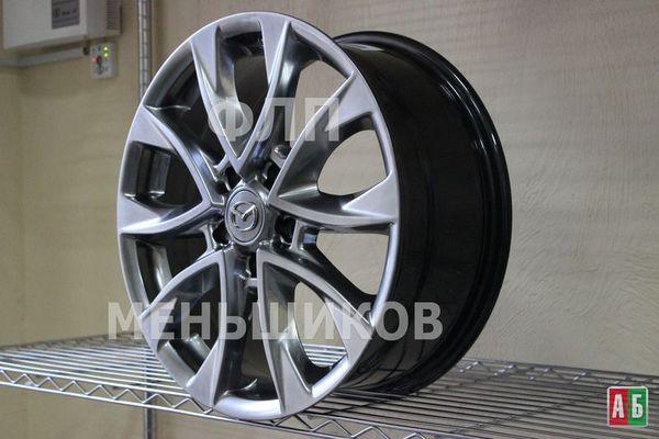 диск для Mazda - купить на Автобазаре - фото 3