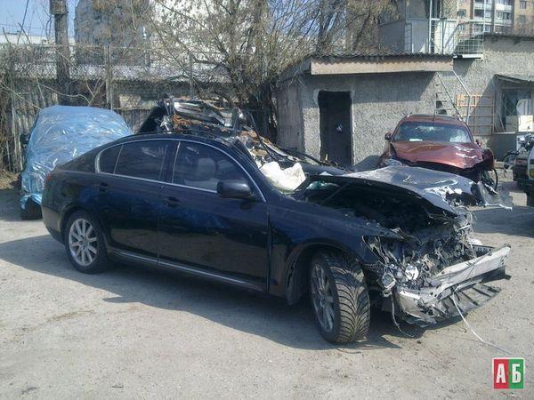Салон для Lexus GS - купить на Автобазаре - фото 15
