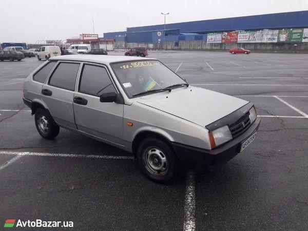 Продажа б/у хетчбэк ВАЗ 21093 2006 года - купить на Автобазаре