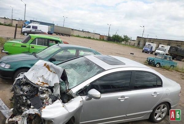 Тормозная система для Honda Civic - купить на Автобазаре - фото 4
