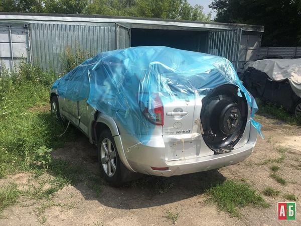 Система безопасности для Toyota RAV4 - купить на Автобазаре - фото 1