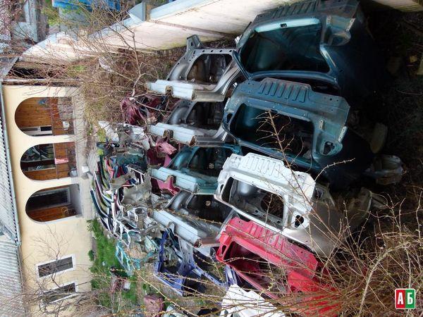четверть автомобиля для Daewoo Nexia, Sens, Lanos - купить на Автобазаре - фото 11