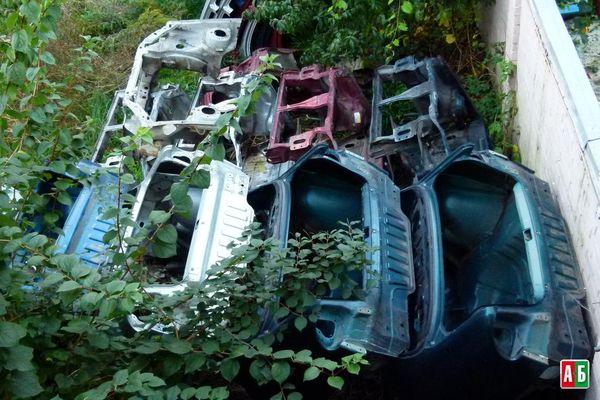 четверть автомобиля для Daewoo Nexia, Sens, Lanos - купить на Автобазаре - фото 14