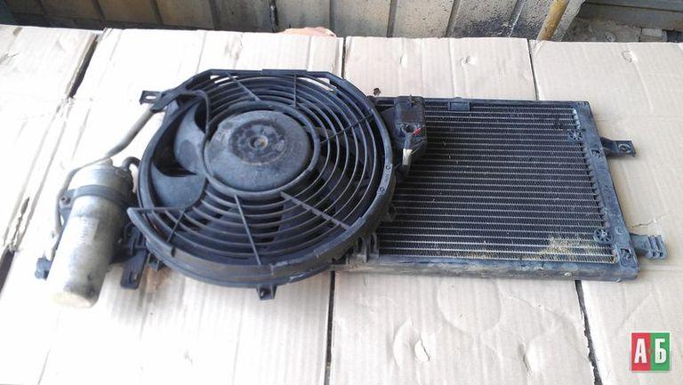 вентилятор радиатора для Opel Insignia - купить на Автобазаре - фото 1