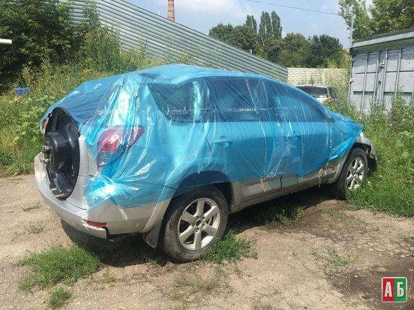 Система безопасности для Toyota RAV4 - купить на Автобазаре - фото 7