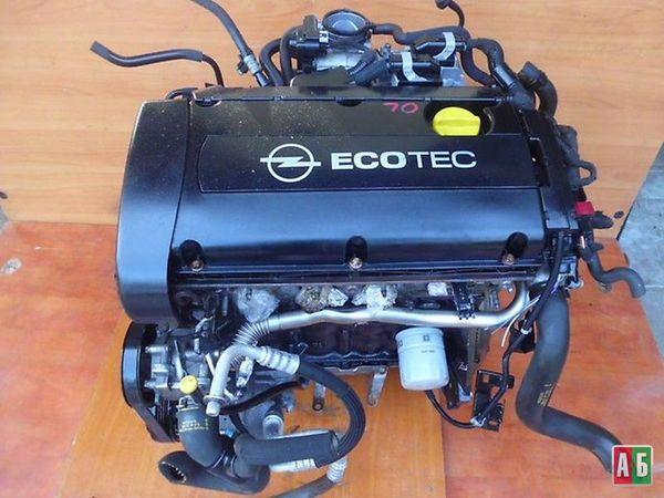 двигатель в сборе для Opel vectra c - купить на Автобазаре - фото 18