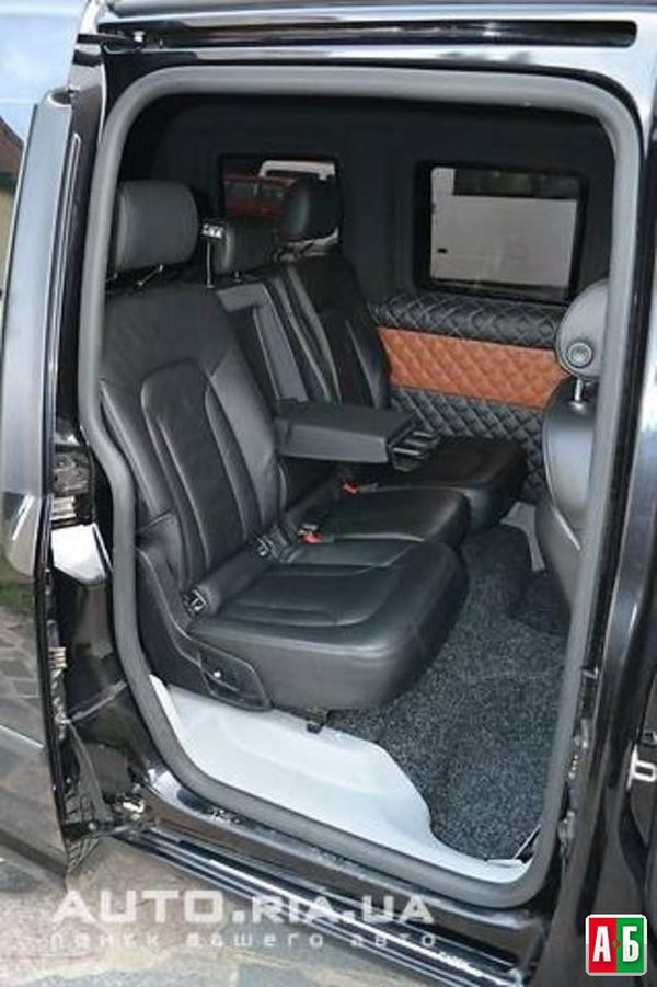 Салон для Audi Q7 - купить на Автобазаре - фото 19