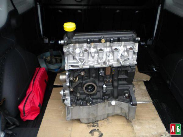 двигатель в сборе для Renault Kangoo, Scenic, Megane - купить на Автобазаре - фото 1