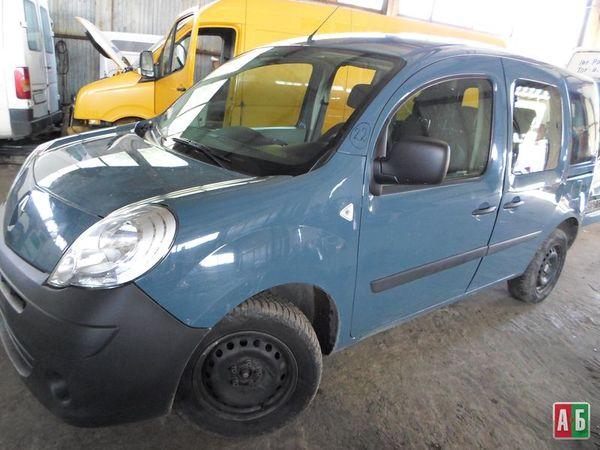 накладка решетки радиатора для Renault Kangoo - купить на Автобазаре - фото 5