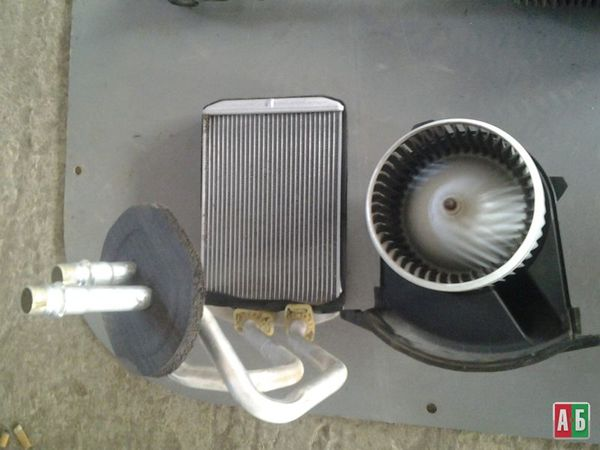 печки в сборе для Renault Kangoo - купить на Автобазаре - фото 1