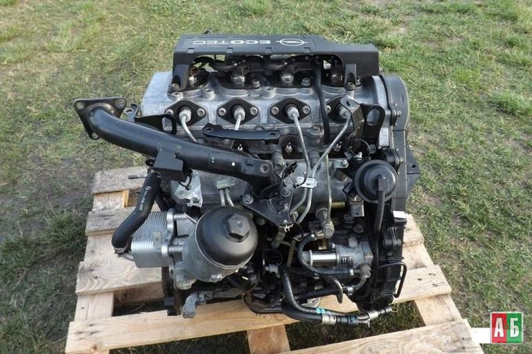 двигатель в сборе для Opel Insignia - купить на Автобазаре - фото 8