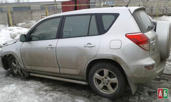 Система безопасности для Toyota RAV4 - купить на Автобазаре - фото 12