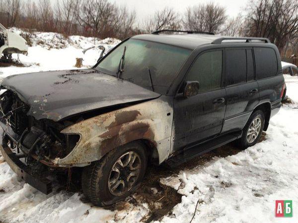 Система безопасности для Lexus LX - купить на Автобазаре - фото 1