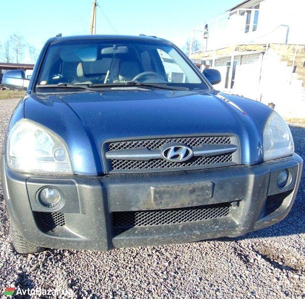 капот для Hyundai Tucson - купить на Автобазаре - фото 7