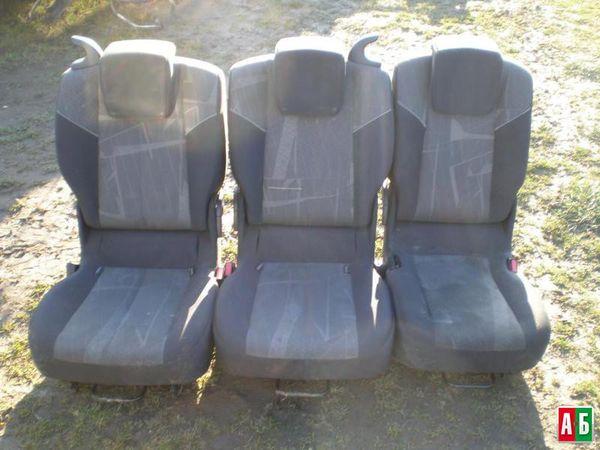 сиденье для Fiat Scudo, Doblo - купить на Автобазаре - фото 3