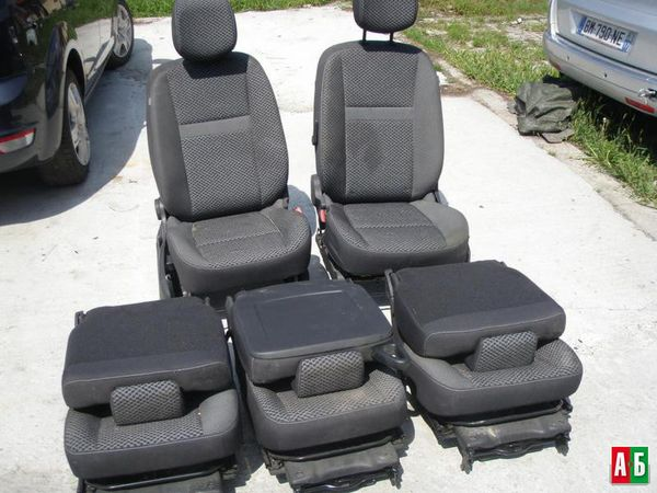 сиденье для Fiat Scudo, Doblo - купить на Автобазаре - фото 1