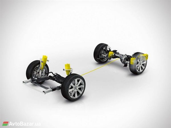 стойка кузова средняя для Volvo XC60, XC70, XC90 - купить на Автобазаре - фото 3
