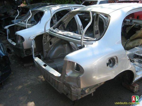 четверть автомобиля для Daewoo Nexia, Sens, Lanos - купить на Автобазаре - фото 3