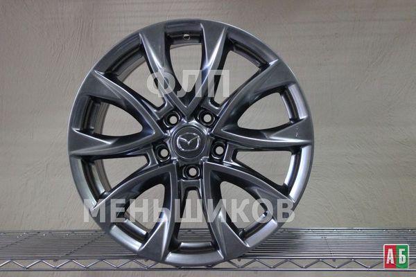 диск для Mazda - купить на Автобазаре - фото 2
