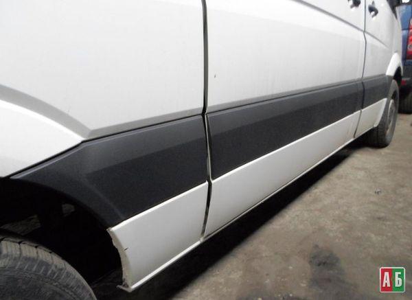 молдинг двери для Mercedes-Benz Sprinter - купить на Автобазаре - фото 5