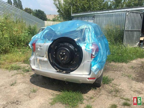 Система безопасности для Toyota RAV4 - купить на Автобазаре - фото 3