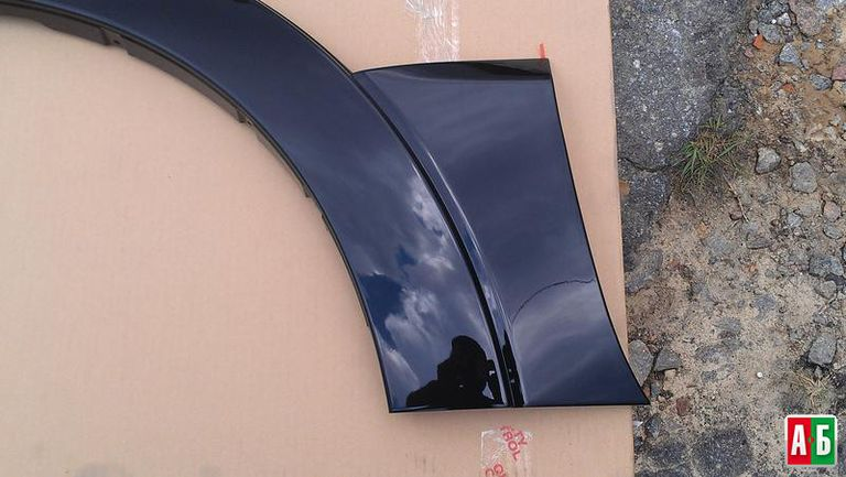 брызговики и подкрылки для Mitsubishi l 200 - купить на Автобазаре - фото 16