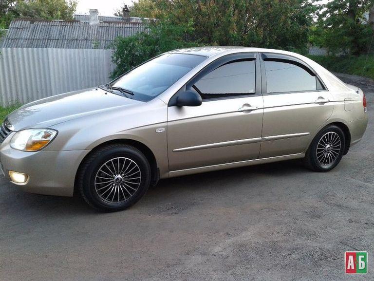 Продажа б/у Kia Cerato 2008 года в Харькове - купить на Автобазаре