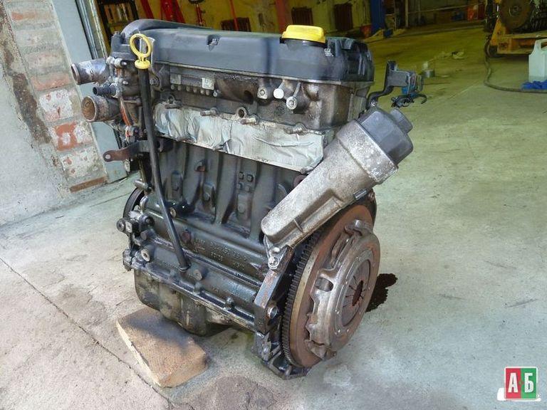двигатель в сборе для Opel vectra c - купить на Автобазаре - фото 12