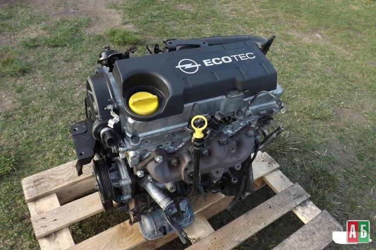двигатель в сборе для Opel astra j - купить на Автобазаре - фото 2