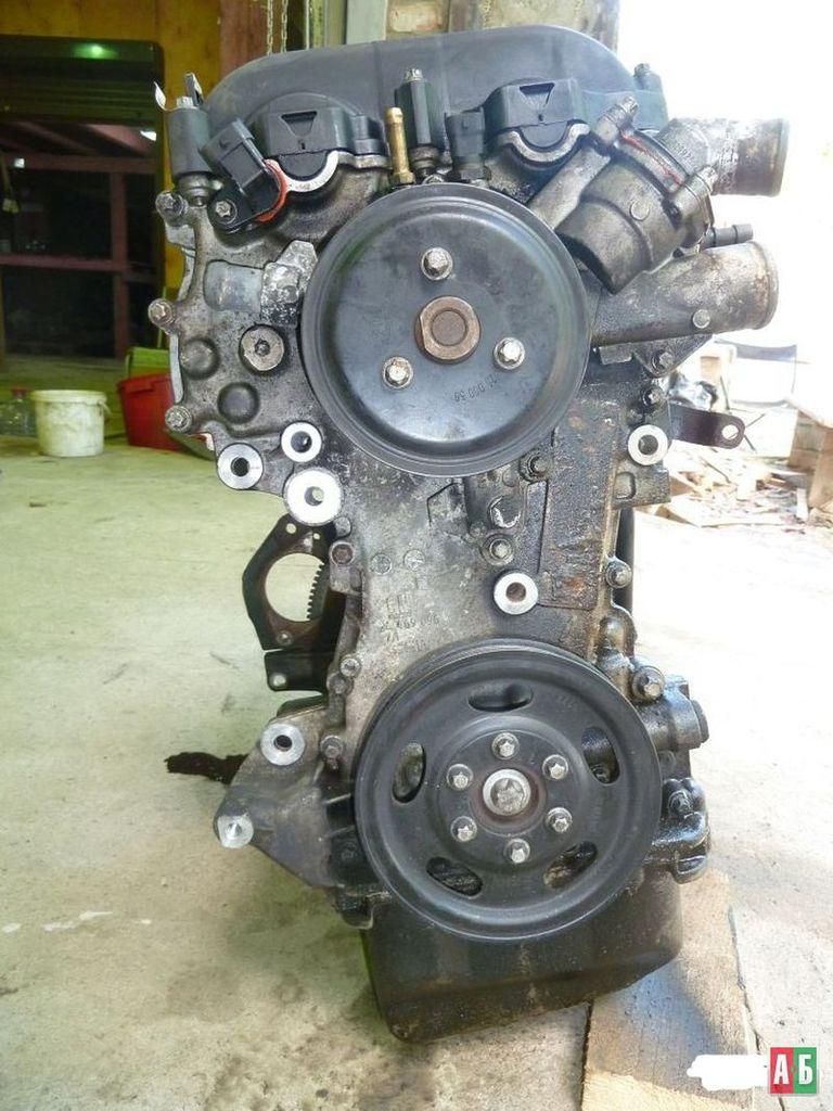 двигатель в сборе для Opel vectra c - купить на Автобазаре - фото 7