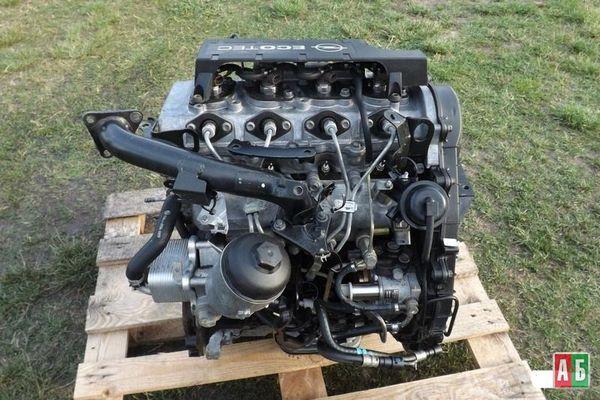 двигатель в сборе для Opel vectra c - купить на Автобазаре - фото 8