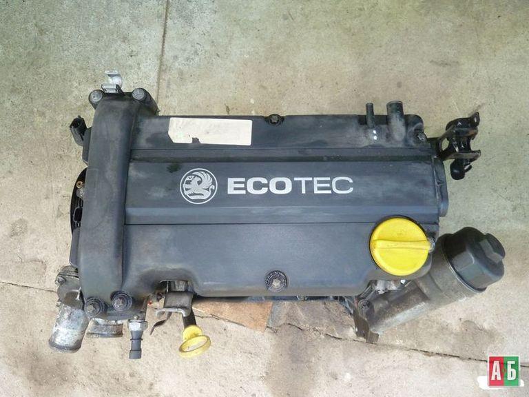 двигатель в сборе для Opel astra j - купить на Автобазаре - фото 8