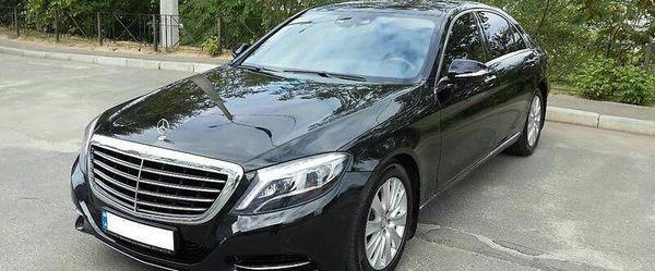 Продажа б/у Mercedes-Benz S-Класс - купить на Автобазаре