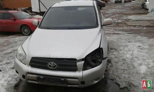 Система безопасности для Toyota RAV4 - купить на Автобазаре - фото 8