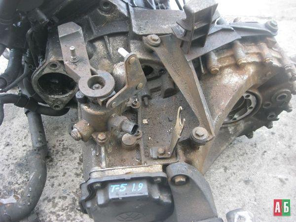 КПП для Volkswagen T5 (transporter) - купить на Автобазаре - фото 2