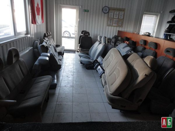 Салон для Chrysler town&country, Voyager, grand voyager - купить на Автобазаре - фото 3