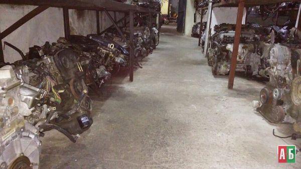 двигатель в сборе для Nissan Gloria - купить на Автобазаре - фото 1