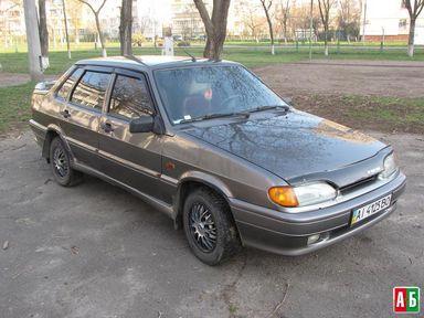 Купить ВАЗ 2115 2008 бу в Киевской области - купить на Автобазаре