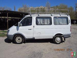 Продажа б/у ГАЗ 2217 2008 года в Черкассах - купить на Автобазаре