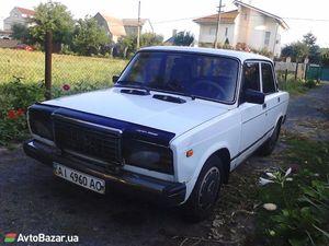 Продажа б/у ВАЗ 2107 в Киевской области - купить на Автобазаре
