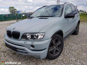 Автомобиль бензин БМВ X5 б/у - купить на Автобазаре