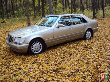 Продажа б/у Mercedes-Benz S-Класс 1997 года - купить на Автобазаре