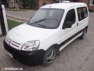 Продажа б/у Citroёn Berlingo 2007 года - купить на Автобазаре