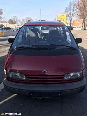 Продажа б/у Toyota Previa 1995 года - купить на Автобазаре