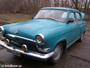 Продажа б/у ГАЗ 21 1962 года - купить на Автобазаре